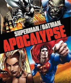 超人大战蝙蝠侠世界末日