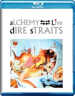 Dire Straits 摇滚乐队现场演唱会